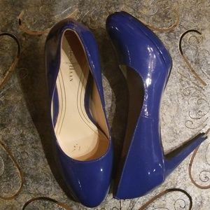 COLE Haan Patent Leather Pumps Shoes